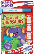 Inkredibles: Invisible Ink Roarsome Dinosaurs