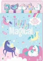 Totally Magical 5-Pencil Set