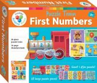 Building Blocks Puzzle Train: 123 (2020 ed)