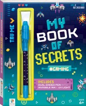 My Book of Secrets #Gaming
