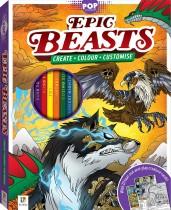 Pop Colour: Epic Beasts