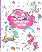 Magical Activity Book