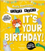 Really Rawsome NAME, It's Your Birthday!
