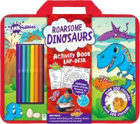 Inkredibles: Roarsome Dinosaurs Activity Book Lap-desk