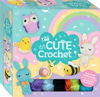 Deluxe Too Cute Crochet Kit (US ed)