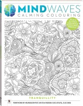Mindwaves Calming Colouring Tranquillity