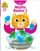 School Zone: You Can Do It! Maths Basics 1 Workbook