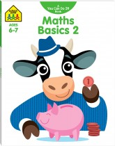 School Zone: You Can Do It! Maths Basics 2 Workbook