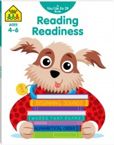 School Zone: You Can Do It! Reading Readiness Workbook
