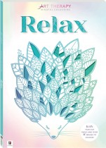 Art Therapy Mindful Colouring: Relax
