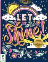 Pop Sparkle: Let it Shine! Colouring Book