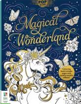 Pop Sparkle: Magical Wonderland Colouring Book