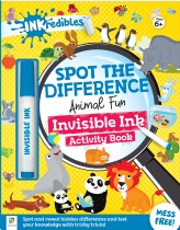 Inkredibles Spot the Difference: Animal Fun