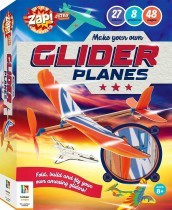 Zap! Extra Make Your Own Glider Planes