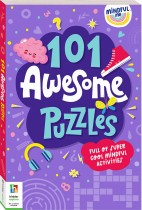 Mindful Me 101 Awesome Puzzles