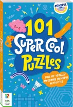 Mindful Me 101 Super Cool Puzzles