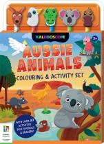 Aussie Animals Colouring & Activity Set