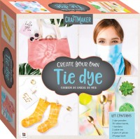 Create Your Own Tie Dye Box Set