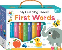 Building Blocks Learning Library: First Words