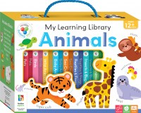 Building Blocks Learning Library: Animals