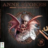 Anne Stokes Dragon Collection Colouring Book