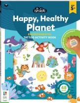 Junior Explorers Activity Book: Happy, Healthy Planet!