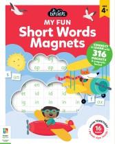 Junior Explorers Magnetic Books: Short Words