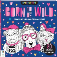 Kaleidoscope Colouring: Born to Be Wild