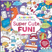 Kaleidoscope Colouring: Super Cute Fun