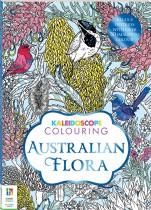 Kaleidoscope Colouring: Australian Flora Deluxe