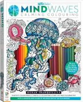 Art Maker Mindwaves Colouring Kit: Ocean Tranquillity