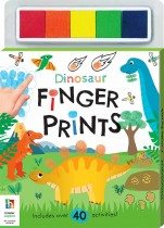 Dinosaurs Finger Prints Kit