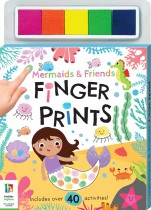 Mermaids & Friends Finger Prints Kit