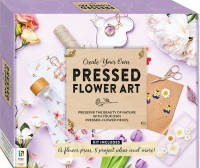 Create Your Own Pressed Flower Art