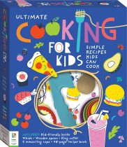 Ultimate Cooking for Kids Kit