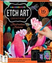 Kaleidoscope Etch Art Creations: Australian Nature