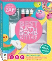 Super Zap! Best Bath Bomb Kit Ever
