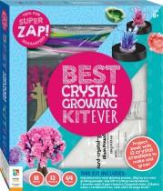 Super Zap! Best Crystal Growing Kit Ever