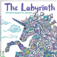 The Labyrinth: Mythical Beasts to Colour