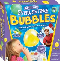 The Amazing Everlasting Bubble Kit