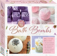Create Your Own Bath Bombs Deluxe Essentials Kit