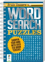 Brain Teasers S4: Word Search Puzzles