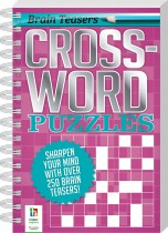 Brain Teasers S4: Crossword Puzzles