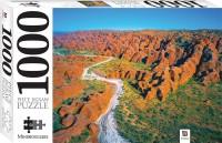 Purnululu National Park, Western Australia 1000 Piece Jigsaw