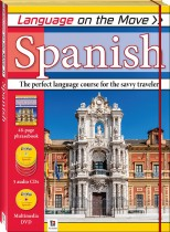 Language on the Move Kit with CD: Spanish