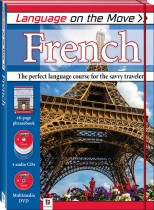 Language on the Move Kit with CD: French