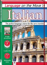 Language on the Move Kit with CD: Italian
