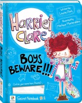Harriet Clare Boys Beware #1