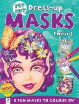 Pop Out Mask Books Fairies