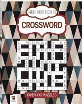 Large Print Prestige Puzzles Crossword